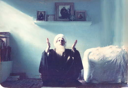 عارف و سالک آیة الله حاج میرزا خلیل زنجانی (ره)